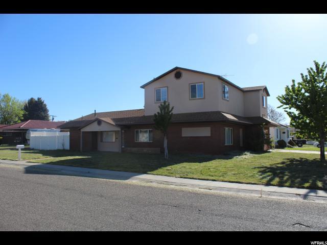 520 N 450 W, Richfield, UT 84701 (#1524012) :: Big Key Real Estate