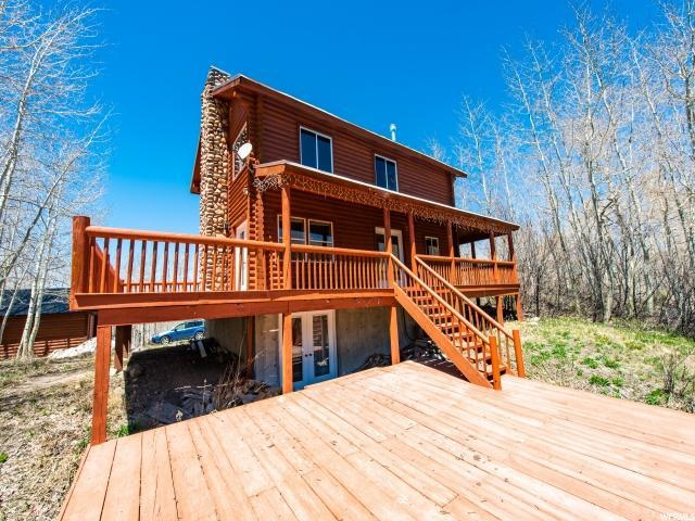 1641 Columbine Ln, Heber City, UT 84032 (#1524098) :: Big Key Real Estate