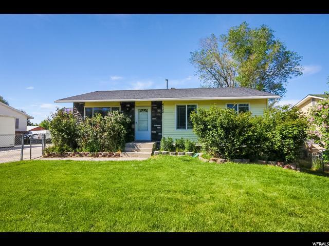 6586 W 4100 S, West Valley City, UT 84128 (#1524105) :: Bustos Real Estate | Keller Williams Utah Realtors