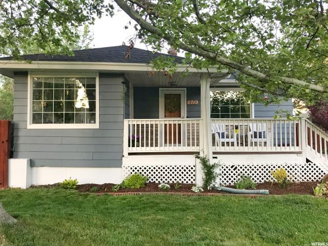 2719 Beverly St, Salt Lake City, UT 84106 (#1524109) :: Colemere Realty Associates