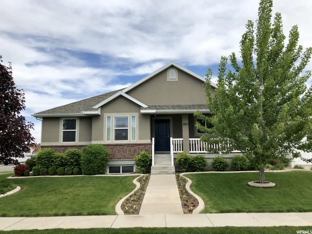 3033 S Hunter Mesa W, West Valley City, UT 84128 (#1524177) :: Eccles Group