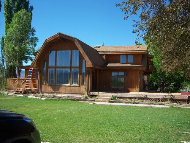 670 W 800 S, Monroe, UT 84754 (#1524247) :: Big Key Real Estate