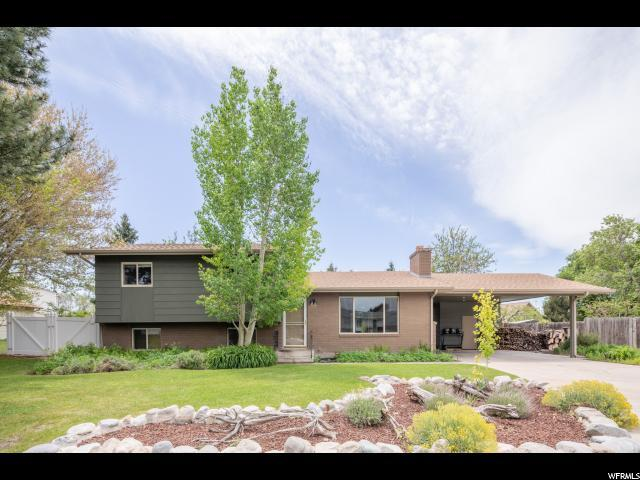 1664 S Wildwood Hollow W, Orem, UT 84058 (#1524290) :: Colemere Realty Associates