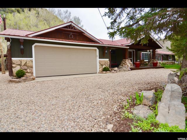 3779 Beaver Creek Rd, Kamas, UT 84036 (#1524303) :: Big Key Real Estate