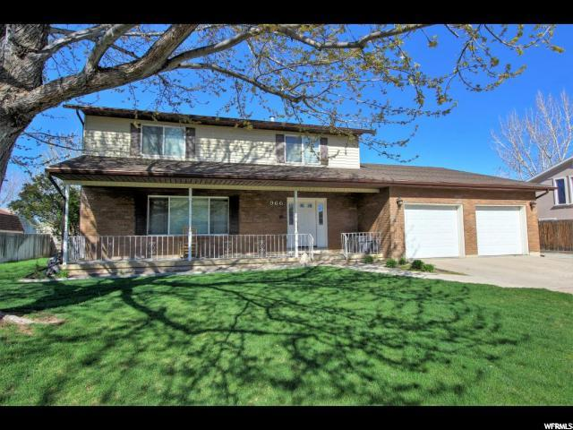 966 S 900 E, Spanish Fork, UT 84660 (#1524311) :: RE/MAX Equity