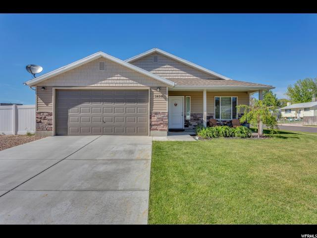1430 W 975 S, Clearfield, UT 84015 (#1524317) :: Colemere Realty Associates