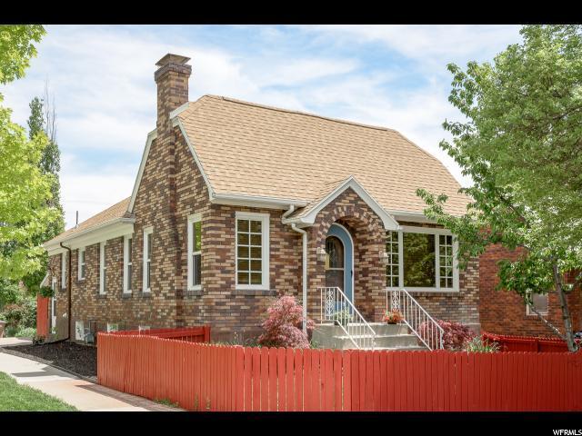 138 N C St E, Salt Lake City, UT 84103 (#1524331) :: Colemere Realty Associates