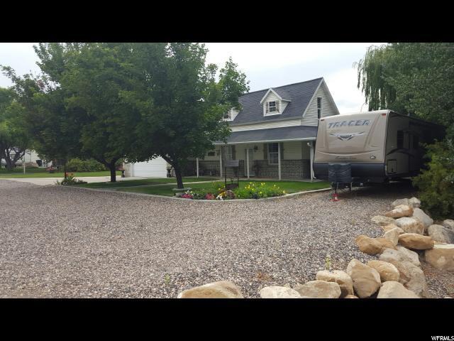 710 S 100 W, Mount Pleasant, UT 84647 (#1524345) :: Colemere Realty Associates