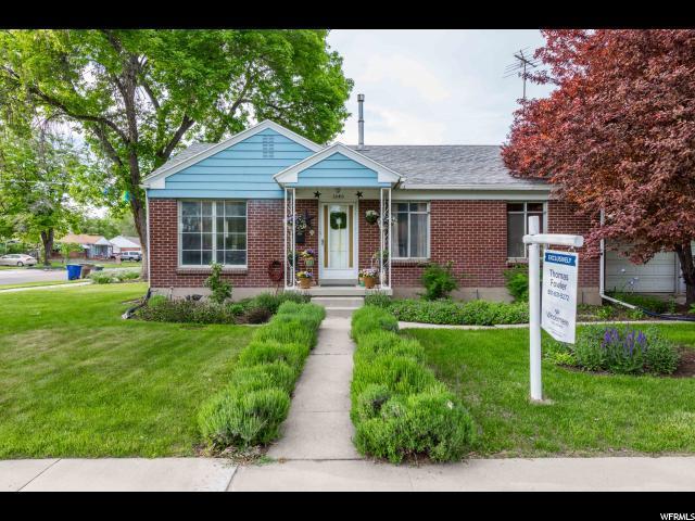 1040 W Sterling Dr, Salt Lake City, UT 84116 (#1524431) :: Bustos Real Estate | Keller Williams Utah Realtors
