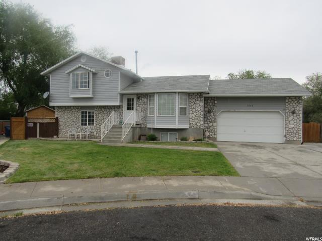 3542 S Basswood Cv W, West Valley City, UT 84120 (#1524438) :: The Fields Team