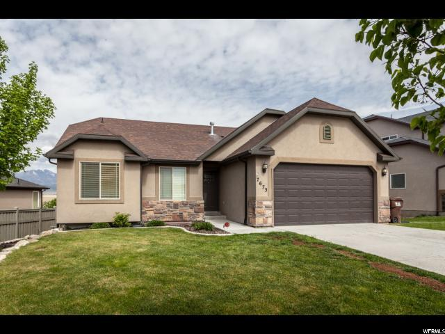 7673 N Weeping Cherry Ln, Eagle Mountain, UT 84005 (#1524474) :: Colemere Realty Associates