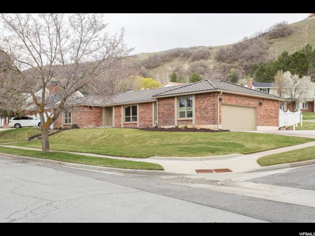 3106 S 975 E, Bountiful, UT 84010 (#1524477) :: The Fields Team