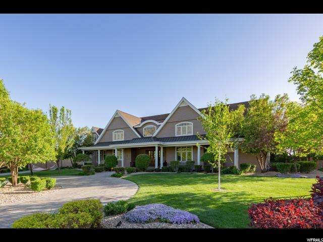 769 W Ranch Cir N, Alpine, UT 84004 (#1524542) :: The Fields Team