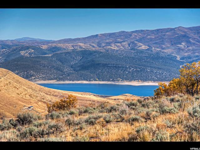 8510 N Sunrise Loop, Park City, UT 84098 (#1524660) :: The One Group