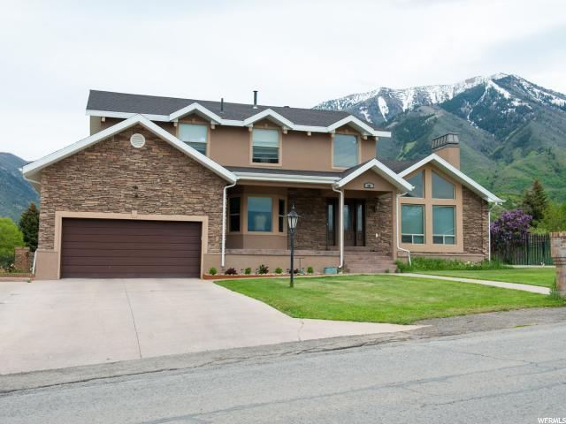 301 S Canyon View Dr, Elk Ridge, UT 84651 (#1524695) :: Colemere Realty Associates