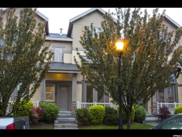 5136 W Fortrose Dr, Herriman, UT 84096 (#1524700) :: Bustos Real Estate | Keller Williams Utah Realtors