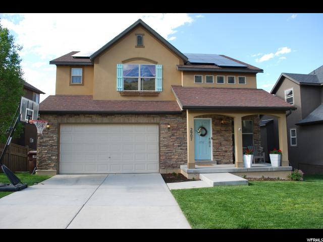 2907 E Lookout Dr N, Eagle Mountain, UT 84005 (#1524712) :: Colemere Realty Associates