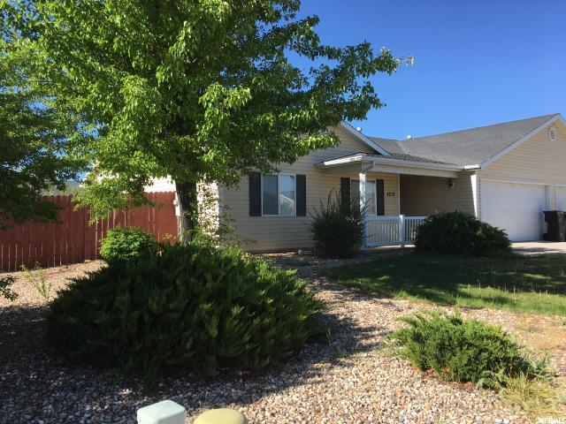 4213 W 250 N, Cedar City, UT 84720 (#1524838) :: Exit Realty Success