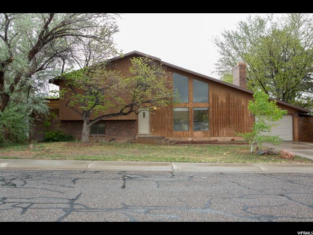 760 W Ogden Dr, Richfield, UT 84701 (#1524847) :: Big Key Real Estate