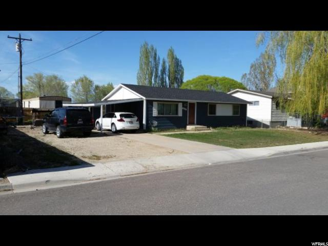 925 E 300 N, Roosevelt, UT 84066 (#1524850) :: Big Key Real Estate