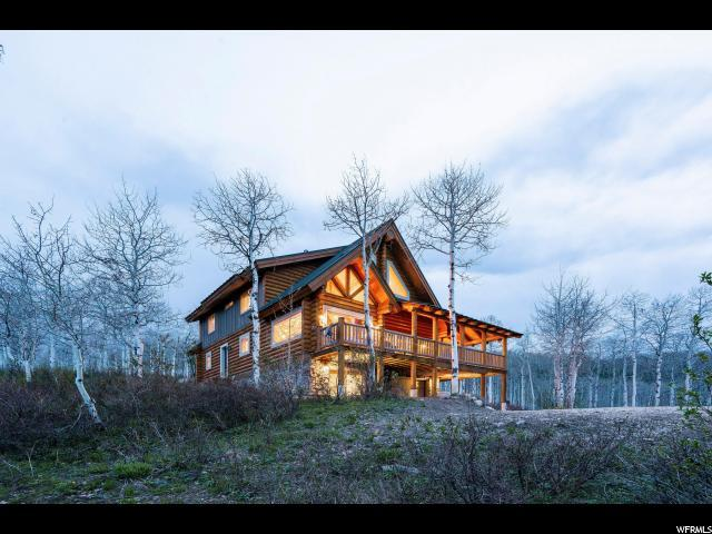 2293 Pine Loop Rd, Coalville, UT 84017 (#1524946) :: Big Key Real Estate