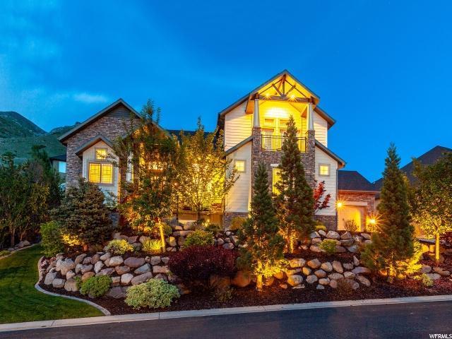 13243 S Foxfield Ct, Draper, UT 84020 (#1524967) :: Big Key Real Estate