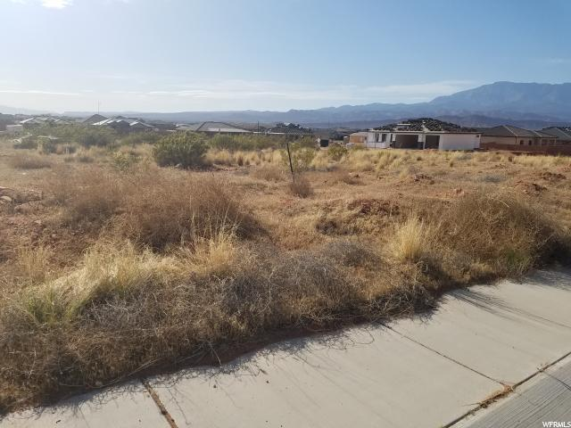 97 Lot 97, Plat F, Dixie Spgs, Hurricane, UT 84737 (#1525032) :: Exit Realty Success