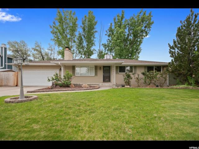 1736 E Tramway Dr, Sandy, UT 84092 (#1525039) :: Colemere Realty Associates