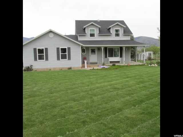 410 N Morgan Valley Drive Dr, Morgan, UT 84050 (#1525050) :: Exit Realty Success