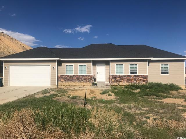 736 N 4250 W, Vernal, UT 84078 (#1525065) :: goBE Realty