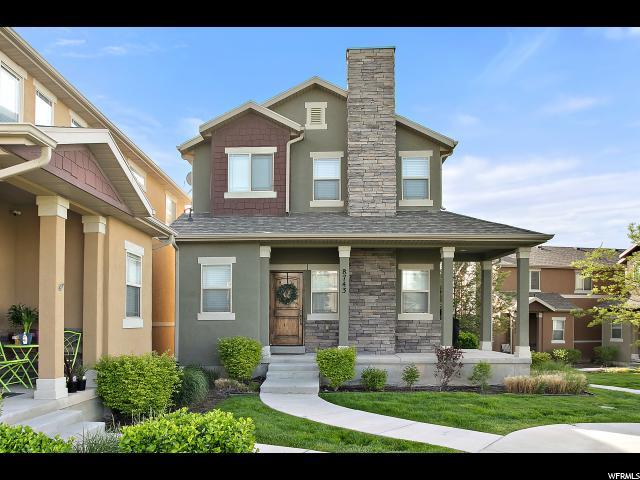 8743 N Desert Canyon Rd W, Eagle Mountain, UT 84005 (#1525113) :: Bustos Real Estate | Keller Williams Utah Realtors