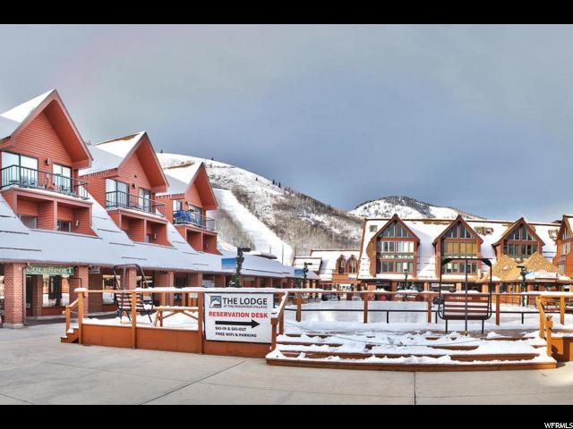 1385 Lowell Ave 207A, Park City, UT 84060 (#1525123) :: Red Sign Team