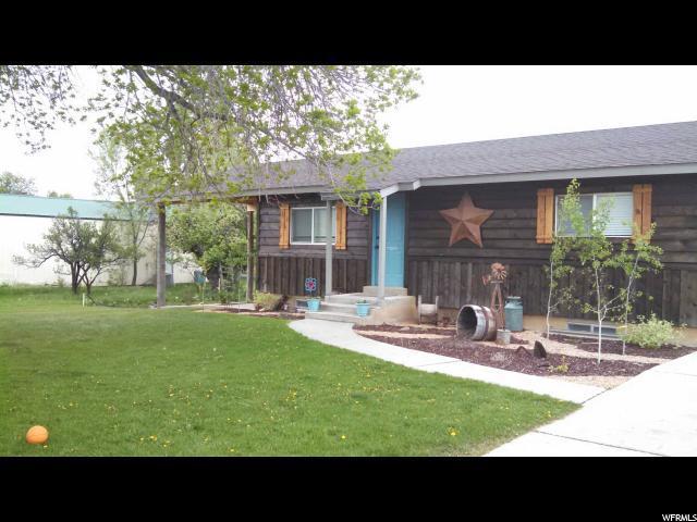 326 S 300 E, Mount Pleasant, UT 84647 (#1525162) :: Colemere Realty Associates