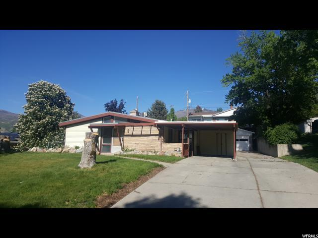 2481 S 150 E, Bountiful, UT 84010 (#1525211) :: Colemere Realty Associates