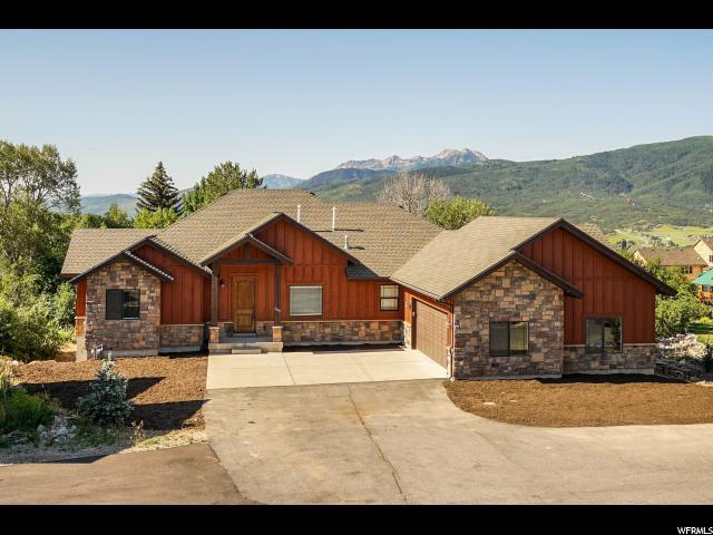 4985 Fairways Dr, Eden, UT 84310 (#1525275) :: Colemere Realty Associates