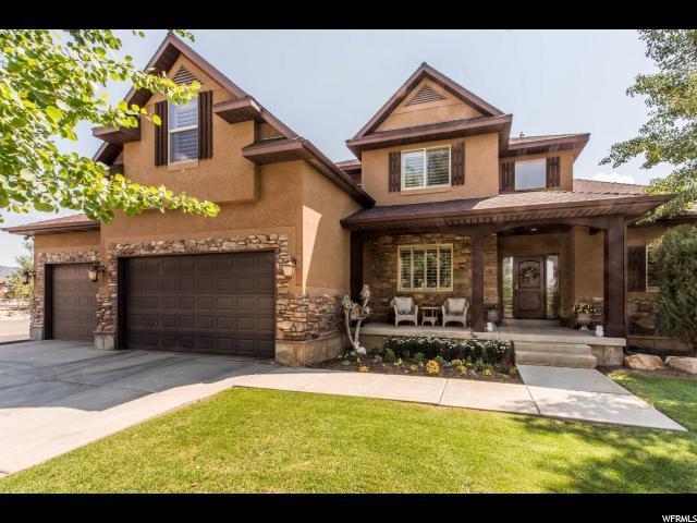 2846 N State Rd 32 Rd, Marion, UT 84036 (MLS #1525381) :: High Country Properties