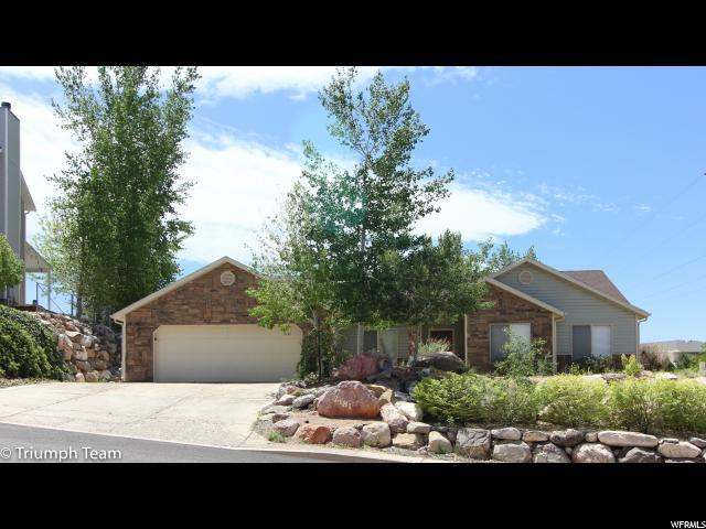 2181 W 75 N, Cedar City, UT 84720 (#1525398) :: Exit Realty Success