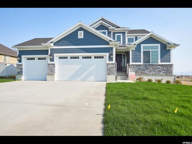 6206 W Fish Lake Dr, West Jordan, UT 84081 (#1525411) :: Red Sign Team