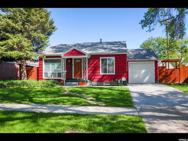 1065 W Rambler Dr N, Salt Lake City, UT 84116 (#1525463) :: Bustos Real Estate | Keller Williams Utah Realtors