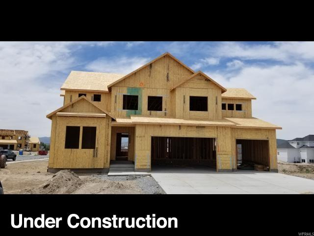 511 N 1375 W #66, Lehi, UT 84043 (#1525514) :: Big Key Real Estate