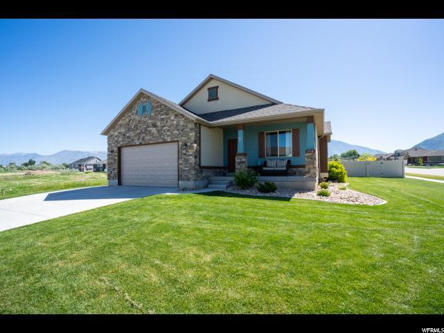 1718 N Sparrow Way E, Salem, UT 84653 (#1525517) :: Bustos Real Estate | Keller Williams Utah Realtors
