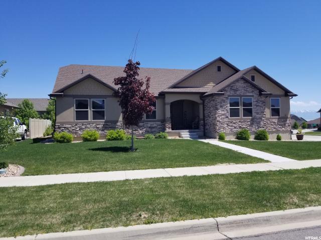 1714 N Andrews Ln, Saratoga Springs, UT 84045 (#1525604) :: Colemere Realty Associates