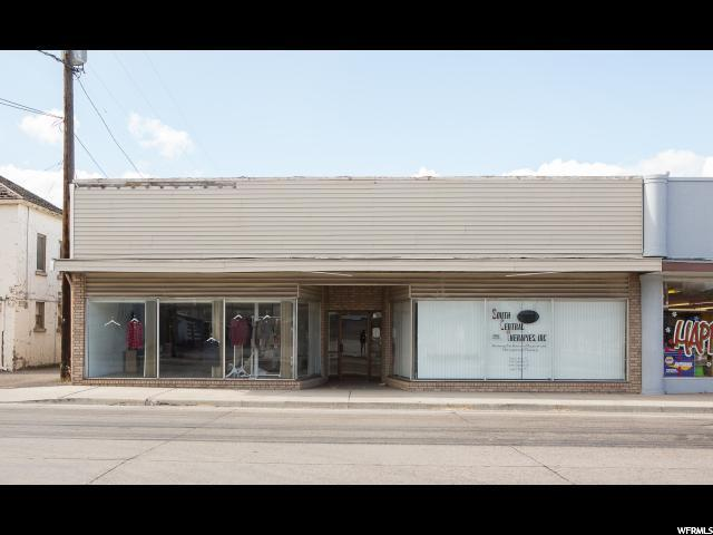 45 N State St St, Salina, UT 84654 (#1525615) :: Exit Realty Success