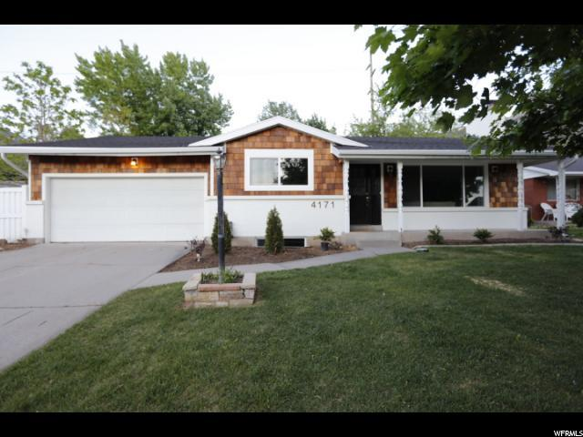 4171 S Marquis Way, Holladay, UT 84124 (#1525633) :: Colemere Realty Associates