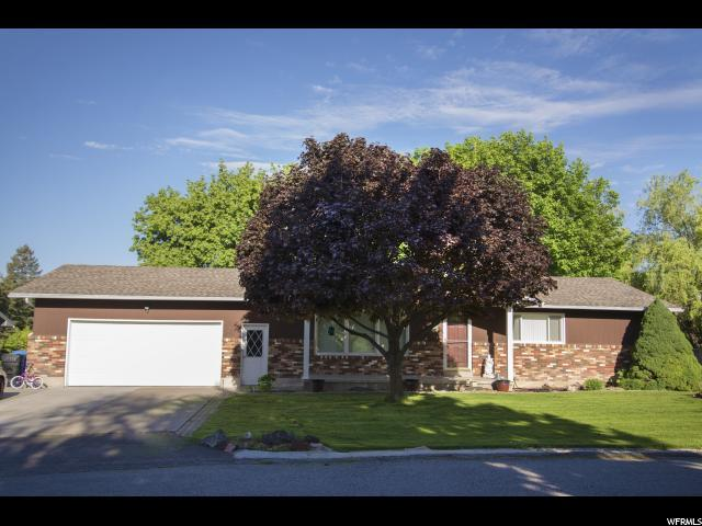 165 S 250 E, Hyde Park, UT 84318 (#1525644) :: Big Key Real Estate
