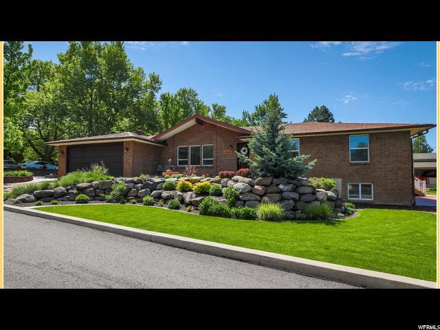 3958 S 775 W, Bountiful, UT 84010 (#1525645) :: Exit Realty Success
