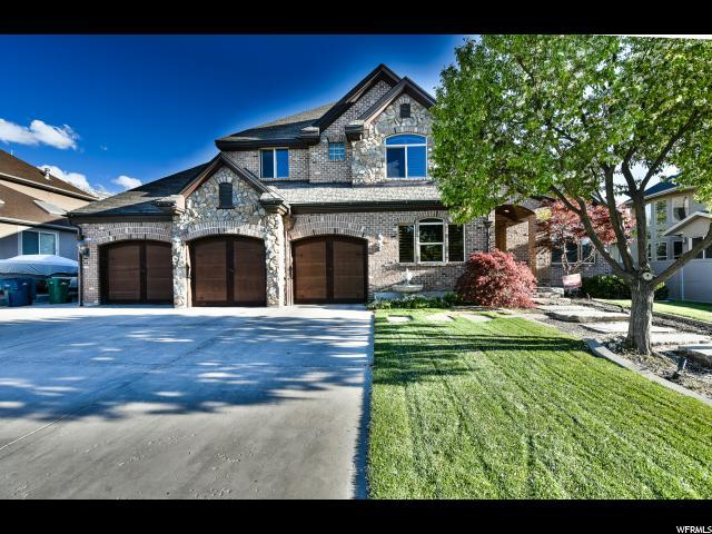 2090 E Carriage Chase Ln, Sandy, UT 84092 (#1525676) :: Colemere Realty Associates