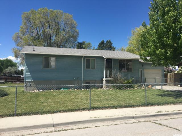 96 S 300 W, Preston, ID 83263 (#1525679) :: Big Key Real Estate