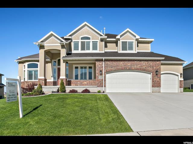 12349 N Lighthouse Dr W, Highland, UT 84003 (#1525682) :: Action Team Realty