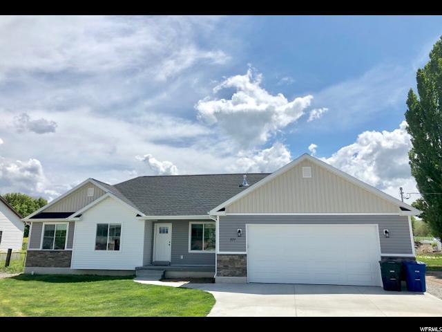 371 W 100 S, Hyrum, UT 84319 (#1525686) :: Big Key Real Estate